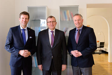 Oberhauser verstärkt internationales Know-How