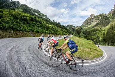 SAVE THE DATE - Pressereise ARLBERG GIRO 2018